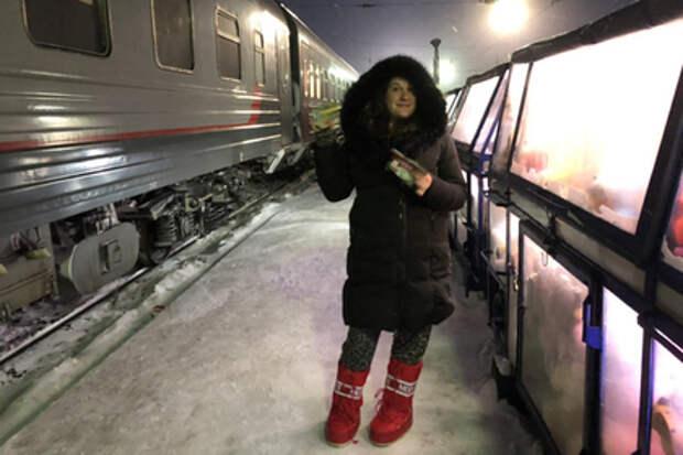 Путин специально для английских журналистов купил поезд