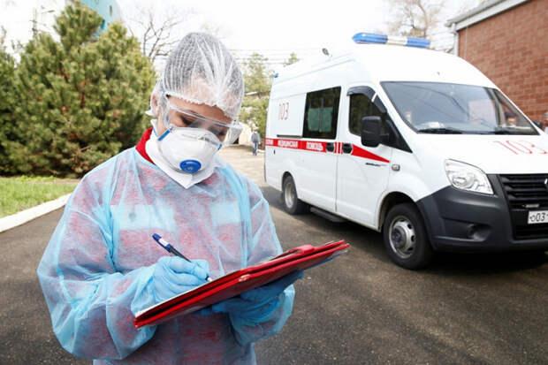 На Кубани 4655 человек заражены коронавирусом