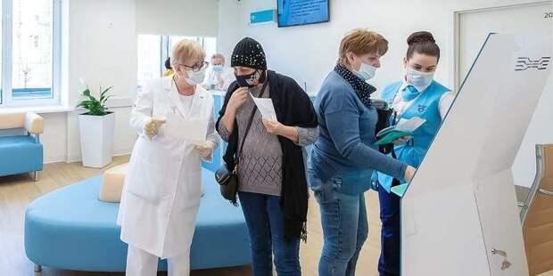 Пациенты поликлиник получили возможность на месте распечатывать льготные рецепты с QR-кодом