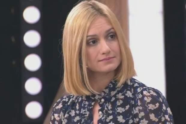 Мишулина заподозрила в причастности телевизионщиков к иску заявленного внука актера