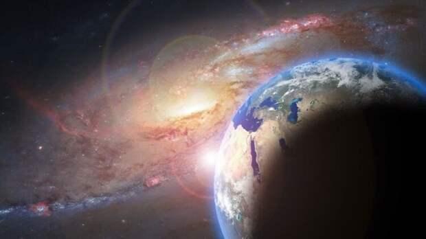 Древнюю планету обнаружили в недрах Земли