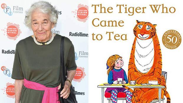Бенедикт Камбербэтч в мультфильме про тигра