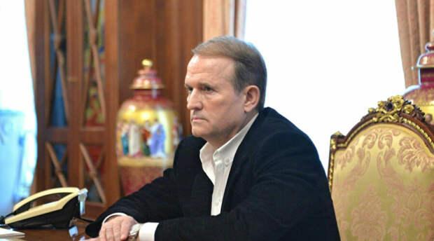 СБ Украины озвучила претензии в адрес кума Владимира Путина