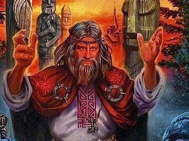 Список русских богатырей