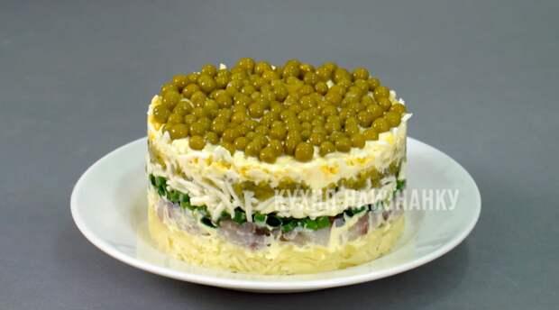 Салат «Без повода»: готовлю вместо селедки под шубой