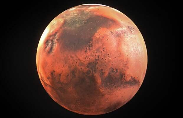Учёные нашли причину исчезновения воды с Марса