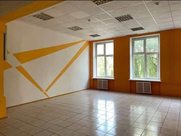 Школу имени Молодцова масштабно благоустроили к началу нового учебного года