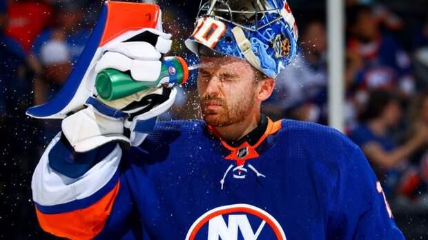 Сорокин вошел в десятку лучших вратарей в истории НХЛ по победам в дебютном плей-офф