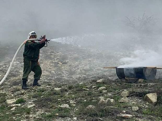 Вице-губернатор Кубани Сергей Болдин оценил работу краевого лесопожарного центра