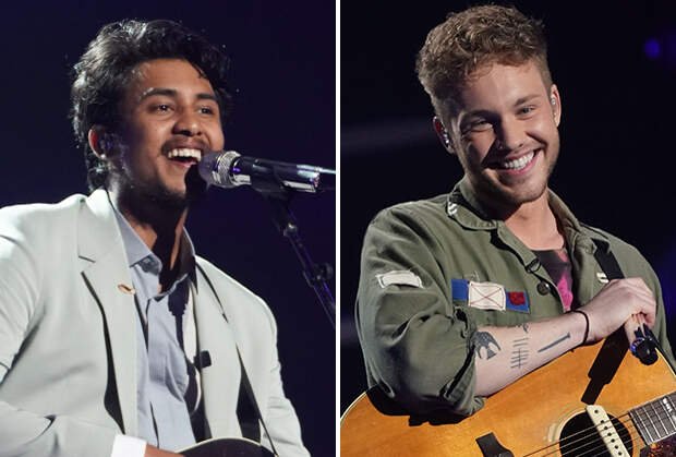 American Idol Video: See Arthur Gunn and Hunter Metts Say Goodbye — Which of the Top 5 Gets Your Vote?