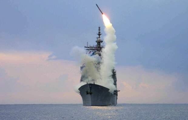 ВМС США провели испытания новой версии крылатой ракеты Tomahawk