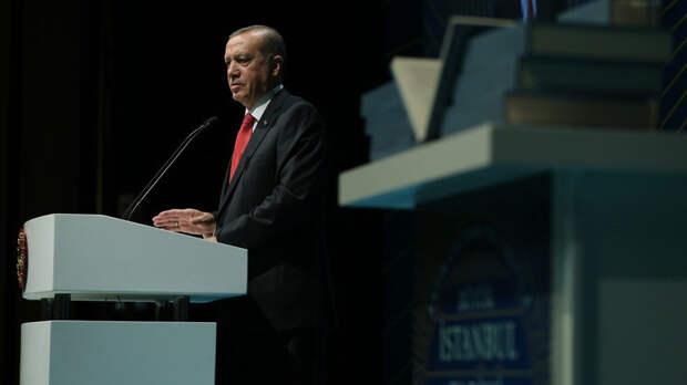 Эрдоган провел параллель между событиями в Израиле и конфликтом в Карабахе