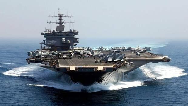 Сценарий захвата ВМС США Черного моря: действия РФ могут привести к неожиданному эффекту