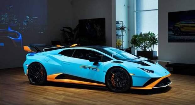 Lamborghini открыла эксклюзивный шоу-рум в Нью-Йорке