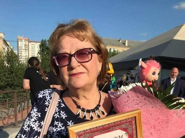 Скончалась известная копейская журналистка Людмила Гейман