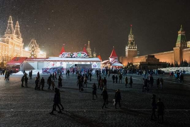 Британские СМИ рекомендовали жителям страны поехать во время отпуска в Россию