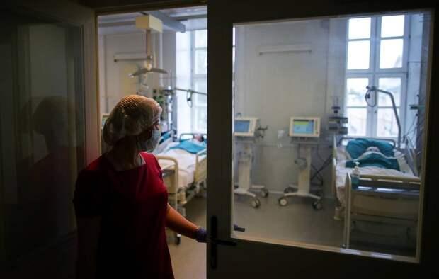 Коронавирус в России: актуальная статистика на 27 сентября