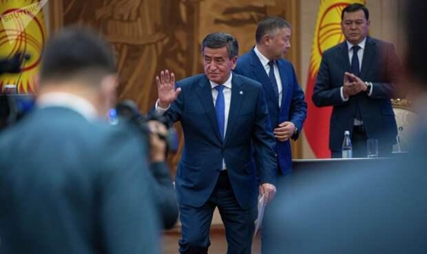 Байский переворот в Киргизии, или Всё только начинается