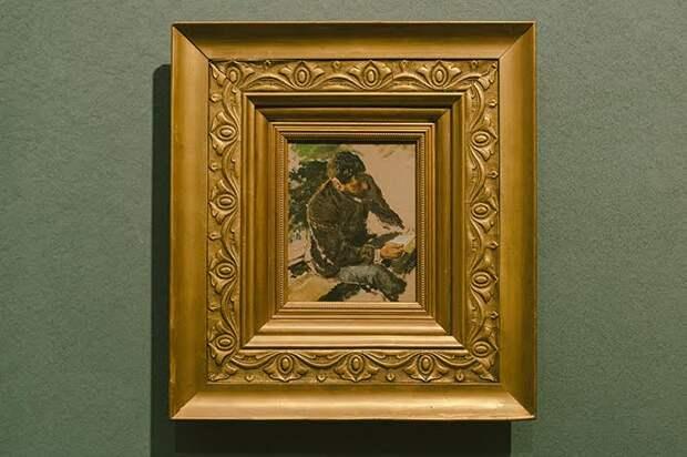 В Еврейском музее на Образцова пройдёт лекция о живописи малого формата