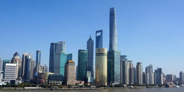 В Шанхае отрылся самый высокий в мире отель