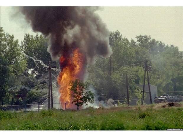 25 лет назад банда Басаева напала на Будённовск. Более 100 человек погибли от рук террористов - 1 часть
