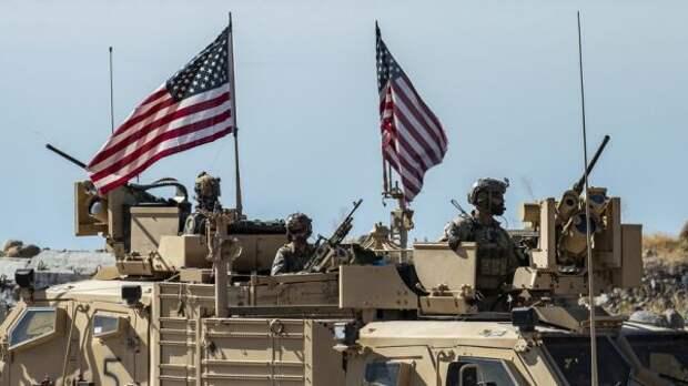 Военное присутствие США вСирии незаконно— посольство России вВашингтоне
