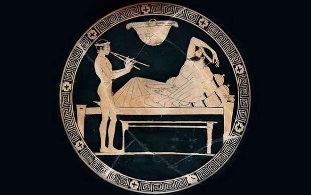 Факты о контроле рождаемости в Древней Греции.
