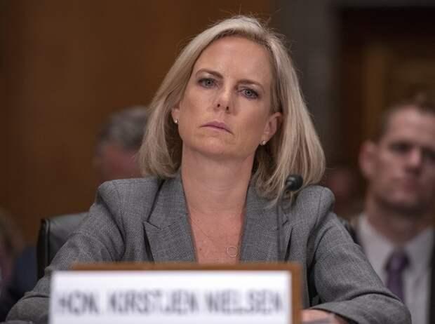 WP: Трамп намерен уволить Кирстен Нильсен с поста министра внутренней безопасности