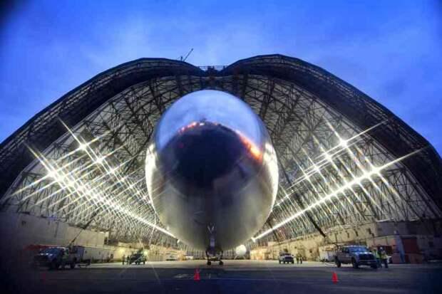 Высотный беспилотный аэростат HALE-D