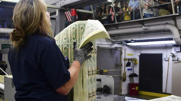 Байден и печатный станок: как США погасят пандемию долларами