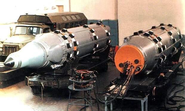 Avia.pro: Россия готовит развертывание МБР «Скиф» подводного базирования