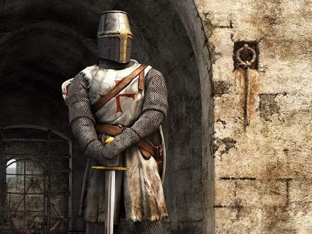 Тамплиеры: легендарные и таинственные Рыцари Храма. Каков был их реальный облик?