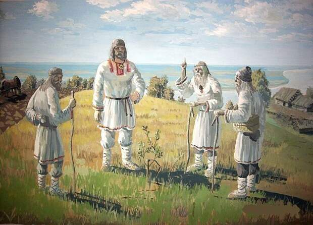 Голядь: осколок «янтарного народа» в сердце древней Руси