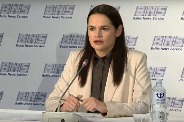 Тихановская отреагировала на включение в базу разыскиваемых лиц в РФ