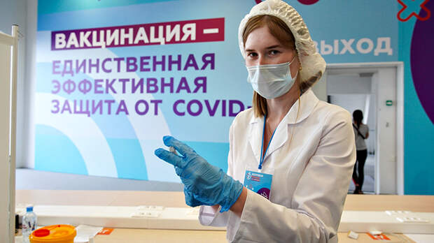 Вирус убивает, но...: даже 100%-я вакцинация от коронавируса не спасёт Россию