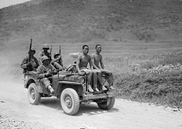 k11 0090 46 впечатляющих снимков Корейской войны