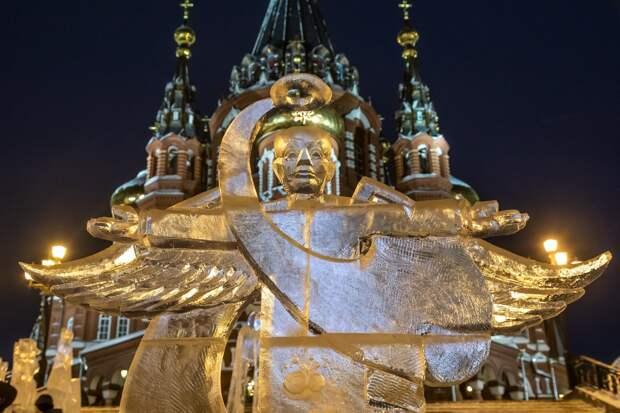 В Ижевске начался сбор заявок на участие в ледовом фестивале ангелов и архангелов