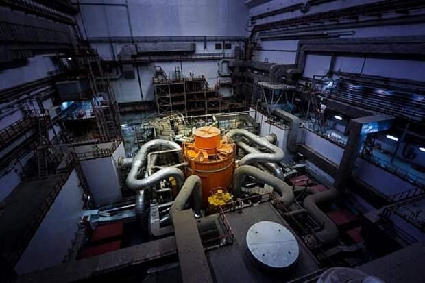 Росатом начал строительство реактора на «быстрых нейтронах»