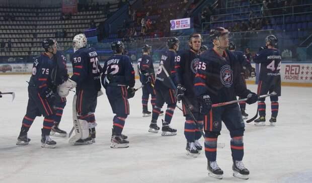 Не попавший в плей-офф ВХЛ орский «Южный Урал» возобновит тренировки 2 марта