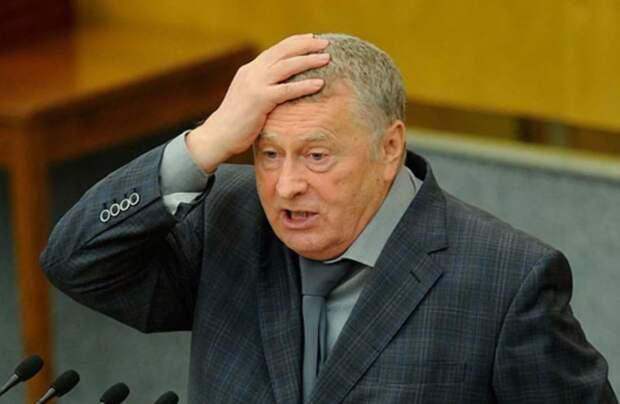 Жириновский уверен, что Трампу следует ввести чрезвычайное положение