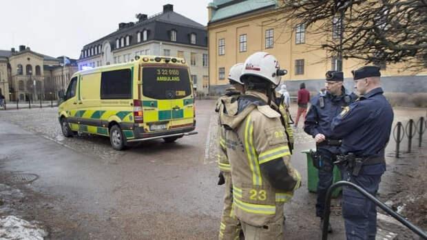 В Швеции прогремел взрыв в жилом доме, пострадали более 20 человек