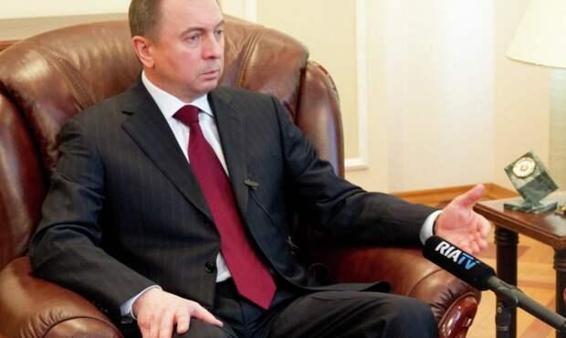 Макей: участники переговоров в Минске провели откровенный диалог