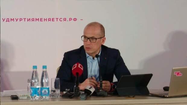Александр Бречалов рассказал, чем бы хотел запомниться жителям Удмуртии