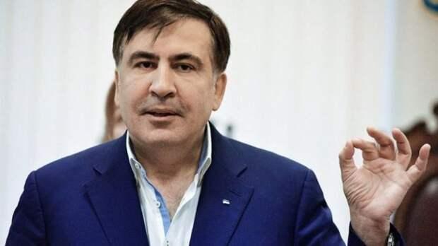 Саакашвили обвинил посла Украины вГрузии вкоррупции