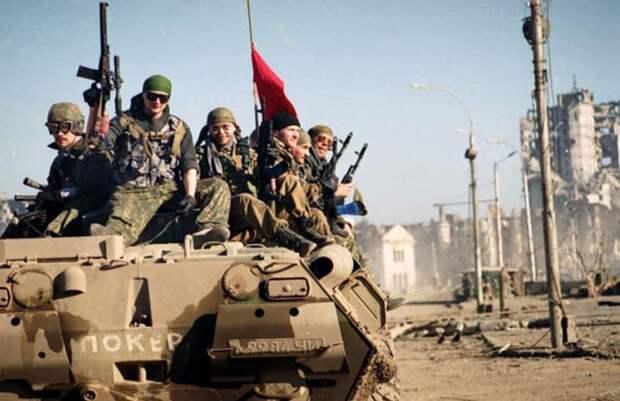 Первый Герой Чеченской войны