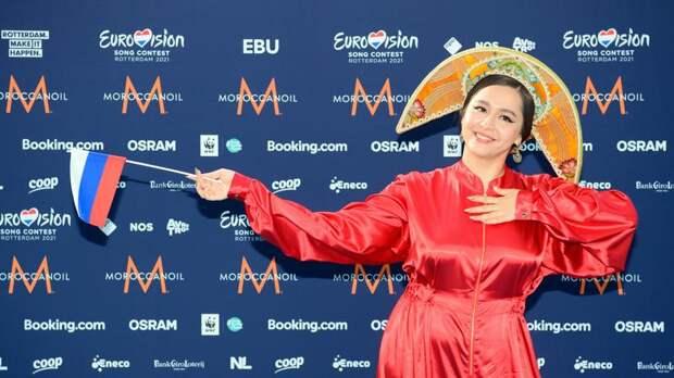 Манижа назвала основных конкурентов на «Евровидении»