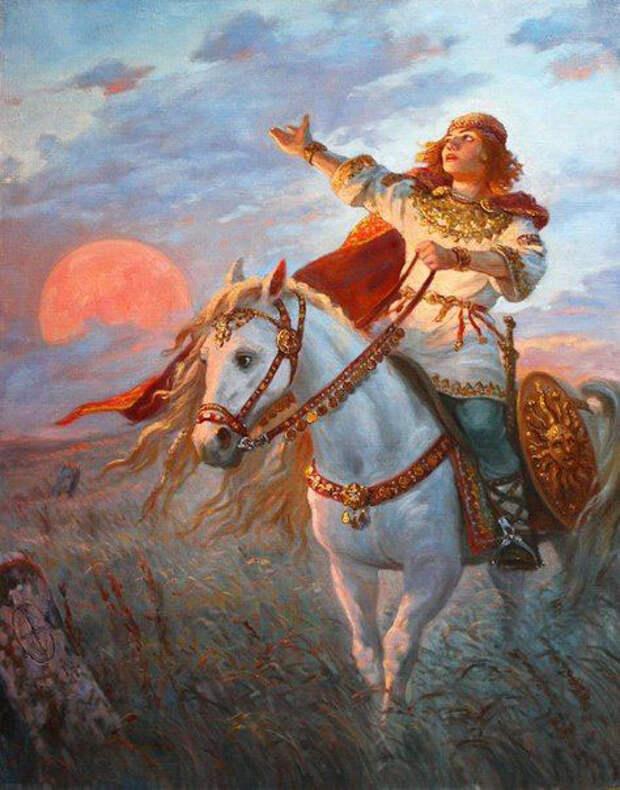 Поляницы: кем были прообразы мифических женщин-богатырей из русских былин