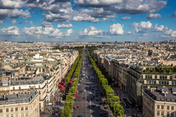 10 известных улиц мира, которые стоит увидеть
