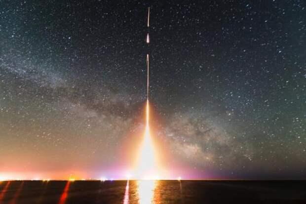 Один из запусков CIBER-2 в 2013 году.