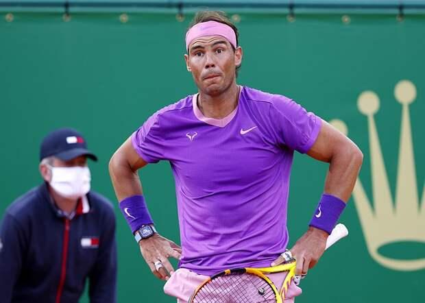 """""""Я даже не знаю, что сказать"""". Русский теннисист Рублев сокрушил испанского """"короля грунта"""" Надаля"""